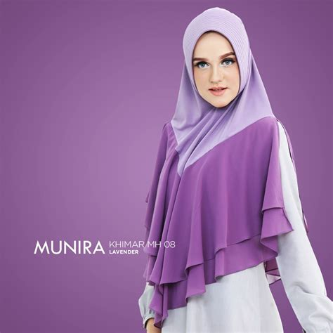 Khimar Munira Ukhtimunira Jual Produk Syari Brand Ukhti Dan