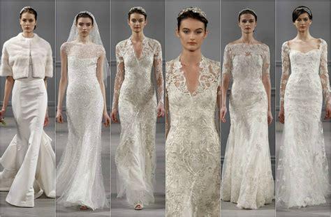 Beckham Mu010 Set 3in1 the wedding dresses of new york bridal week 2013 2014 hellomagazine