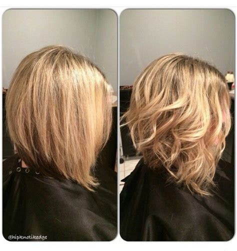 can i put an a line bob in a ponytail best 25 long aline haircut ideas on pinterest long