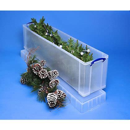 really useful boxes christmas tree storage box
