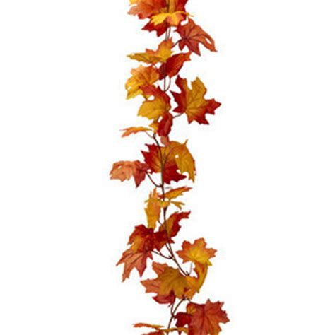 fall leaves garland printable fall garland clip art 21