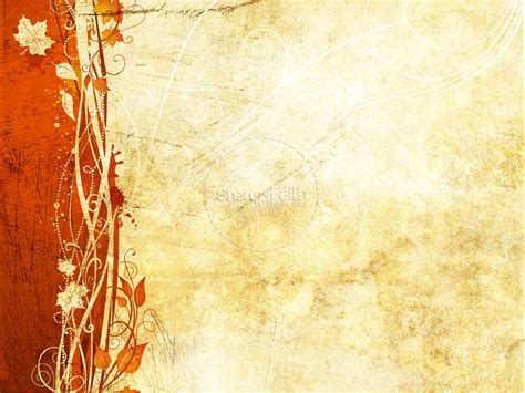 Background Autumn Free Hq Free Download 168 Autumn Powerpoint Background