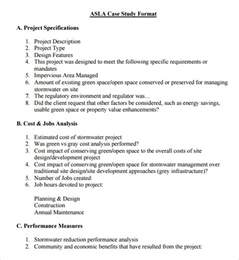 Study Template Apa by Study Template 6 In Pdf Psd