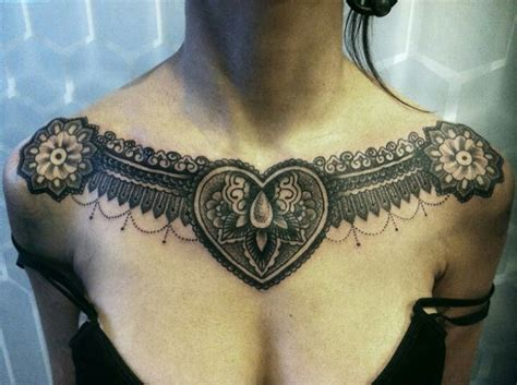 henna tattoo on chest henna chest makedes