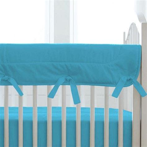 Turquoise Crib Set by Turquoise Baby Bedding Solid Turquoise Baby Bedding Carousel Designs