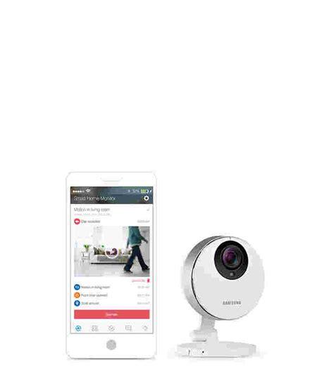 samsung cameras home monitoring samsung us