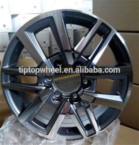 oem toyota ta wheels wheel rims 4x4 light truck automotive rims 6x139 7 fit for