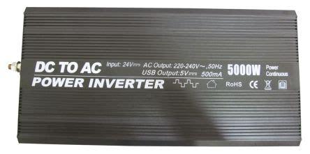 Harga Power Inverter 5000 Watt rangkaian inverter dc ke ac panduan teknisi