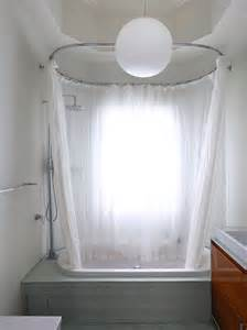Oval Shower Curtain - ideas of round shower curtain rods useful reviews of shower stalls amp enclosure bathtubs and