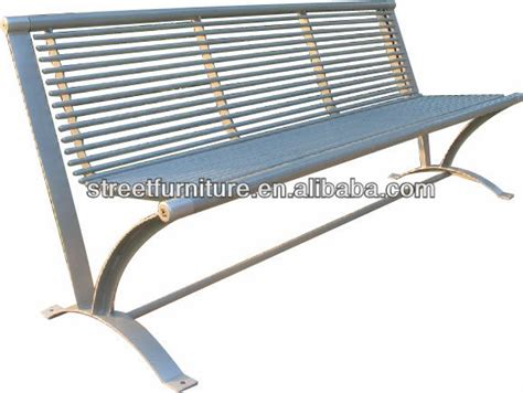 used park benches for sale hot sale park bench parts metal park benches for sale used