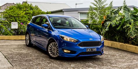 Au Auto by 2016 Ford Focus Sport Review Caradvice