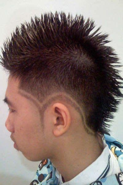 mohawk outline designs 17 best images about tafalgar barber shop hair tattoo on