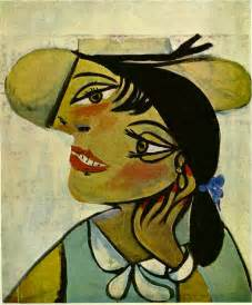 what style of did picasso use picasso cubism portraits search identity