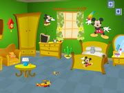 Mickey Mouse Pillow Fight Y8 by Mickey Mouse And Friends In Pillow Fight For