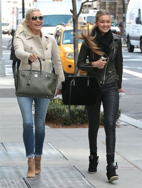 yolanda foster makeup bag gigi hadid how to channel her style fashion a holic