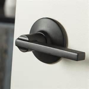 schlage plymouth style privacy latitude lever in matte