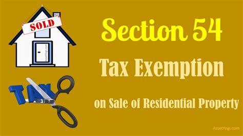 section 54 of income tax act section 54 of income tax act 1961 assetyogi