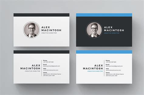 template business cards business card business card templates creative market