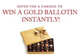 Holiday Instant Win Games - godiva holiday instant win game
