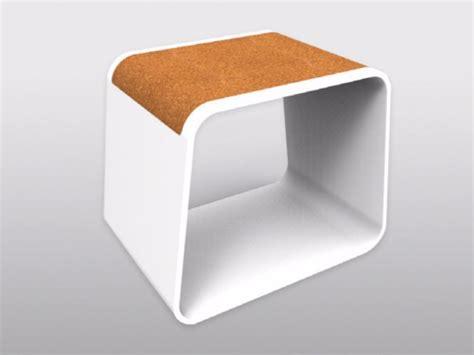 Corian 174 Stool Coffee Table Stool By Ama Design Corian Coffee Table