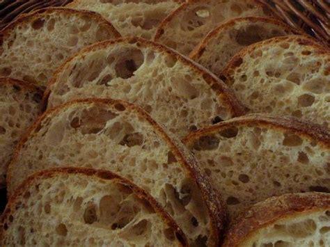 75 hydration dough light rye light wholemeal rustic au levain sourdough