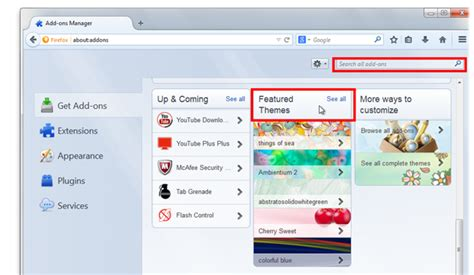 firefox themes buttons how to install firefox themes a step by step guide