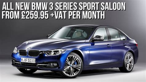 all new bmw 3 series leasing with uk carline