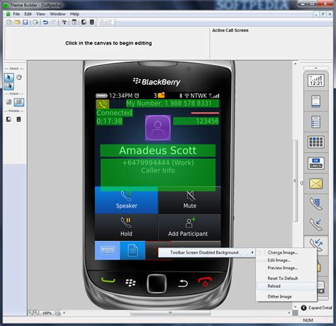 themes mobile black berry blackberry theme studio download