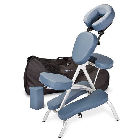 Massaging Chairs earthlite vortex portable chair package mc108