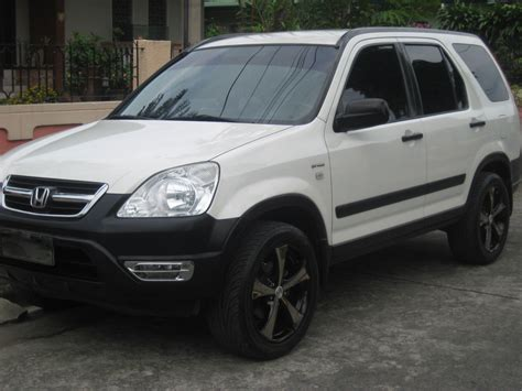 2004 Honda Crv by Drg236 2004 Honda Cr V Specs Photos Modification Info At