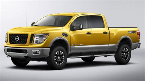 pros and cons in 2016 nissan titan heavy duty or light