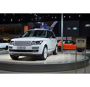 Land Rover Celebrates 6000000 Cars Built In China