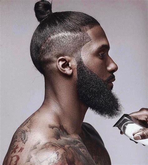 black haircuts with beards sexy black men hair and beard perfect hair beard