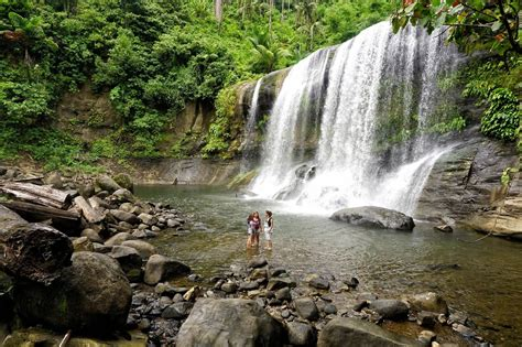 the drapery falls 3 reasons why you should visit the town of baganga the