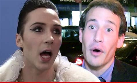 johnny weir i got the dog and faberge egg my ex