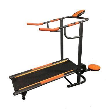 Treadmill Manual 1 Fungsi Tl002 grosir plus blibli