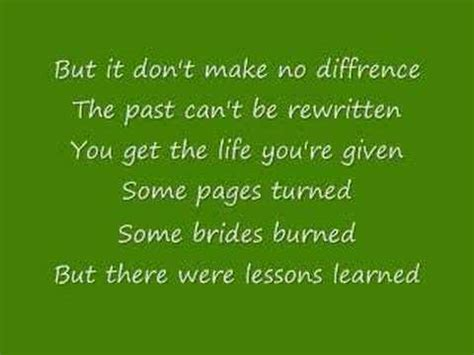 lessons learned carrie underwood lessons learned by carrie underwood with lyrics youtube