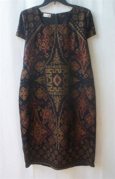 Desain Dress Tenun | 17 best images about my kain on pinterest traditional