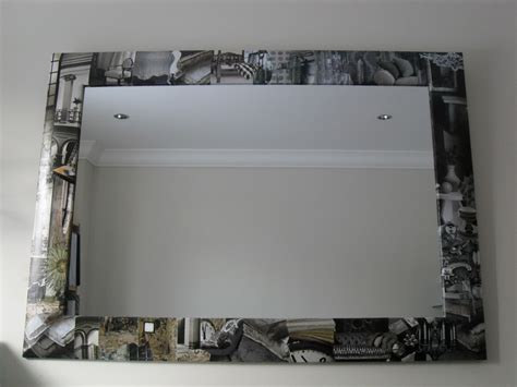 Decoupage Mirrors - autograph interior design creating beautiful