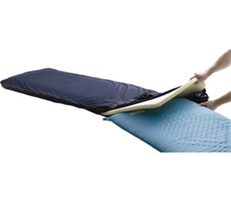 thermarest dreamtime comfort cover memory foam topper therm rest dreamtime comfort cover