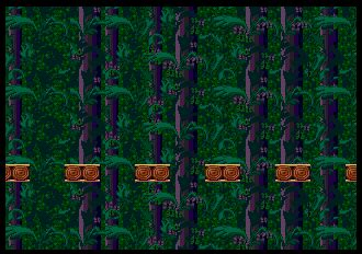 background hq sonic  hedgehog  wood zone