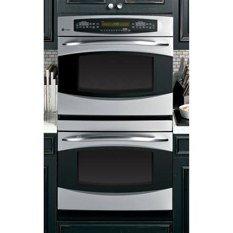 Ge Profile Microwave Drawer by Ge Profile Pt958srss Profile Series 30 Quot Built In Wall Oven Sears Outlet