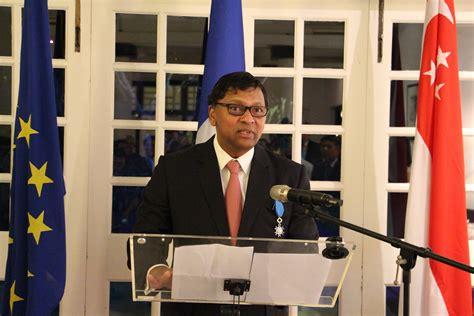 Joint Cfa Mba Program by Le Secr 233 Taire Adjoint Du Minist 232 Re De L Int 233 Rieur Raja