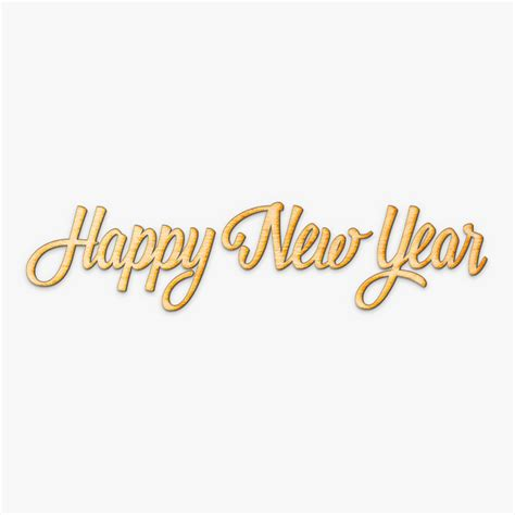 new year signs happy new year brush script wood sign