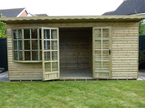 The Shed Beverley by Northorpe Joinerypicture 213 171 187 Bespoke Timber Buildings
