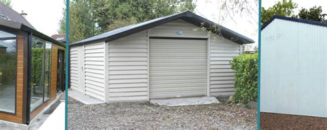 Insulated Workshop Shed by Insulated Garages Sheds Workshops And Industrial