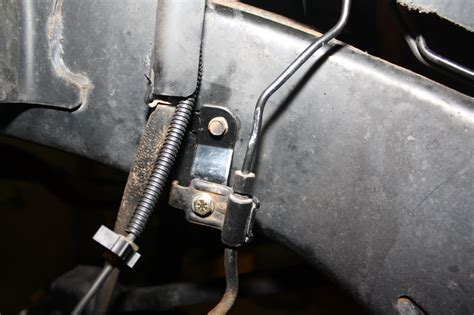 Jeep Tj Brake Lines Front Rear Brake Line Relocation Brackets Kit Jeep Jk