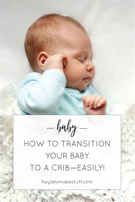When To Transition Baby To Crib 25 Best Ideas About Transitioning Baby To Crib On