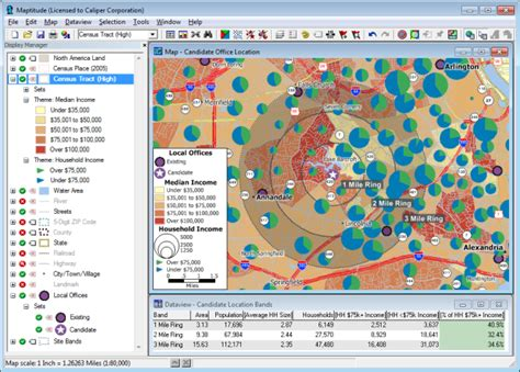 map programs business map software business mapping software