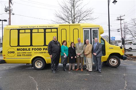 cape cod food pantry cord launches new mobile food pantry